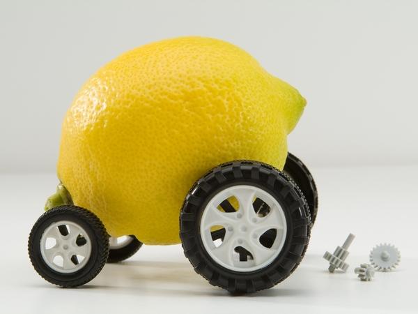 Don't buy a lemon - car scams