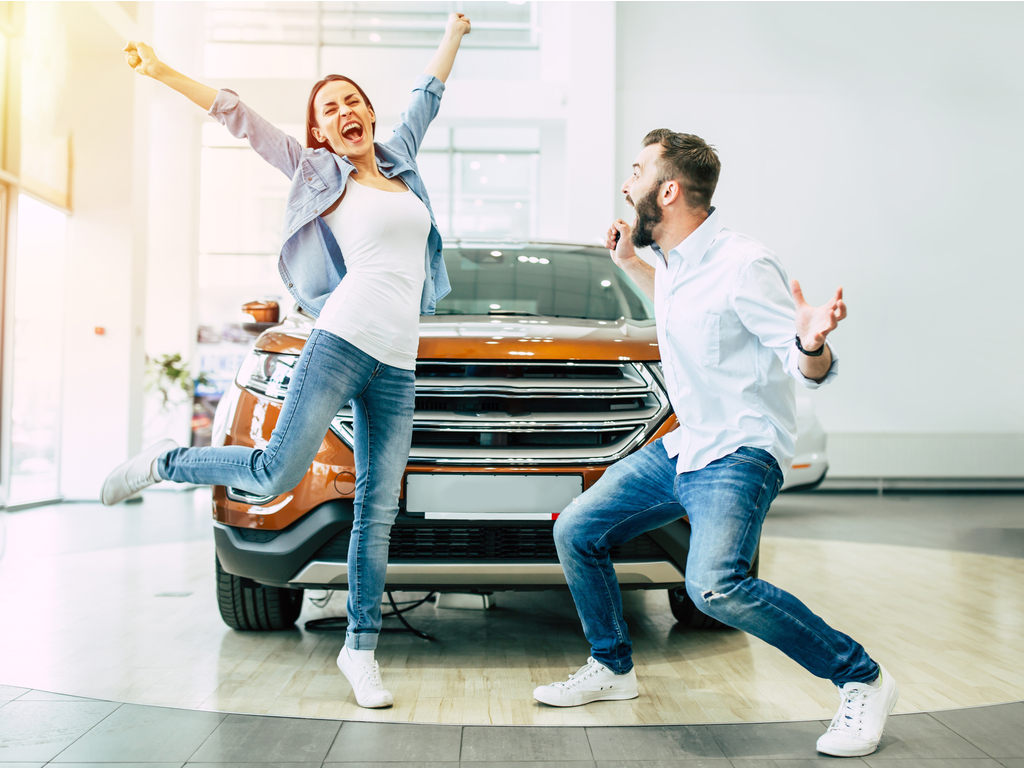 get the best used car deal